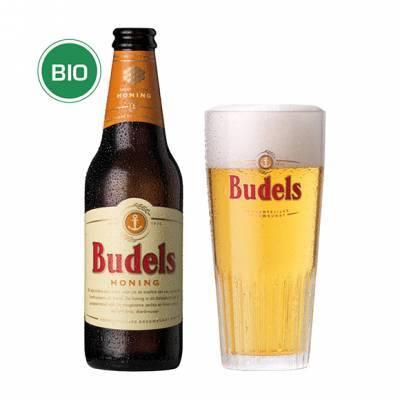 1164 - Budels budels honing bio 6x30 cl