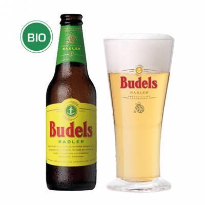 1165 - Budels budels radler bio 6x30 cl