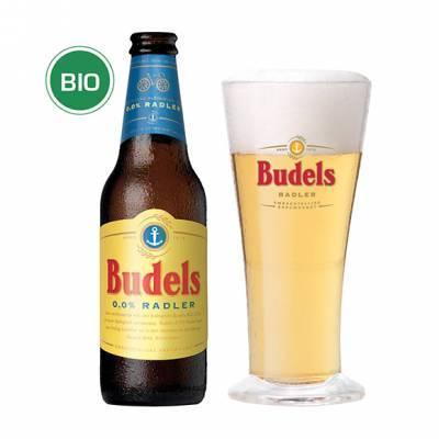1166 - Budels budels radler 0,0% bio 6x30 cl