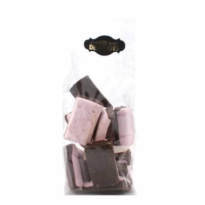 11745 - Des Noots Spek aardbei choco 220 gram