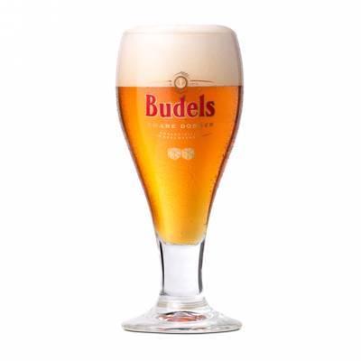 1177 - Budels Glas Zware Dobber 25 cl
