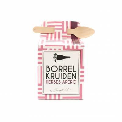 12345 - Concept Unie borrelkruiden kruidenboter bruchetta mix 60 gram
