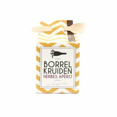 12344 - Concept Unie borrelkruiden bruschetta 60 gram