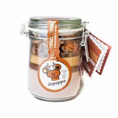 12356 - Dapeppa koekjespot choco nuts 510 gram