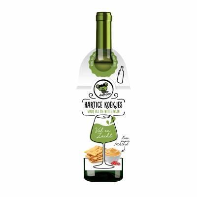 12393 - Dapeppa Hartige Koekjes Witte Wijn