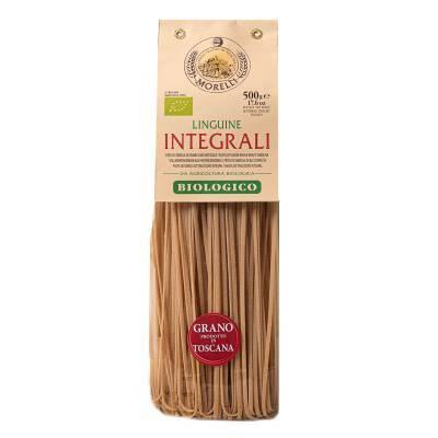 131226 - Morelli linguine integrali volkoren bio 500 gram