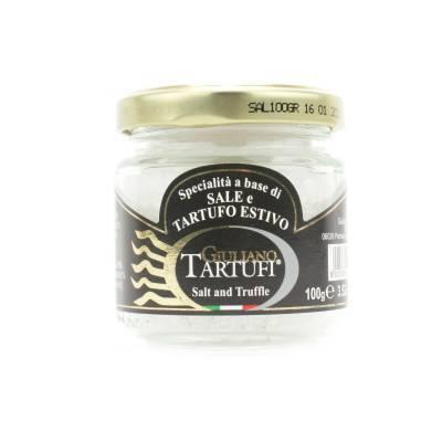131310 - Giuliano Tartufi truffle salt 100 gram
