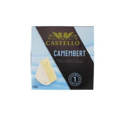 1454 - Zijerveld camembert danish 50% 125 gram