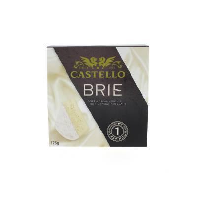 1455 - Castello brie danish 50% 125 gram