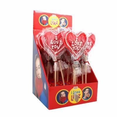 1471 - Sweetheart I Love You display 17 st. gram