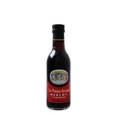 1672 - Petites Arcades merlot 250 ml