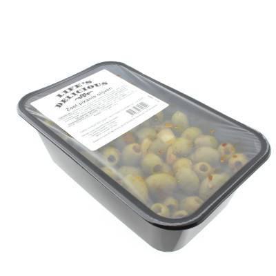 18111 - Life's Delicious zoete pikante olijven 950 gram