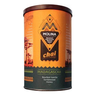 1821 - Molina Chai Madagascar 300 gram