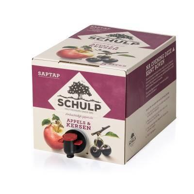 1947 - Schulp saptap appel kers 5000 ml