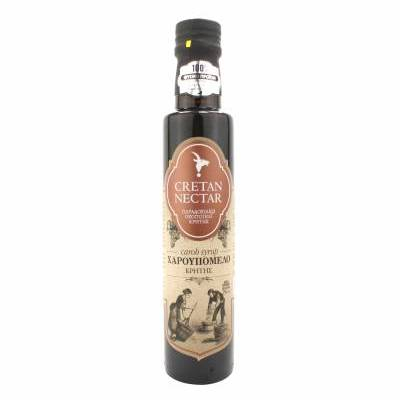 1977 - Cretan Nectar carob syrup dorica 250 ml