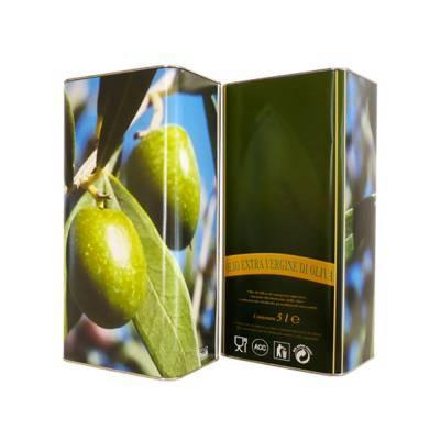 20010 - Katerini olijfolie, Spaans 5000 ml