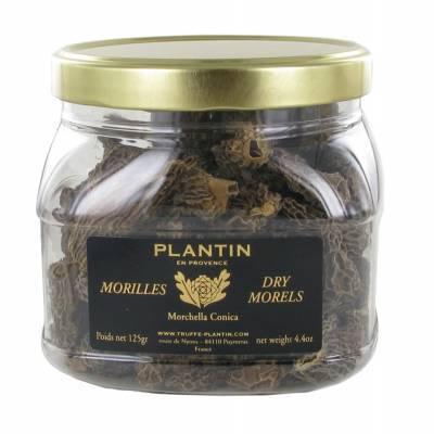 7857 - Plantin morilles zonder steel 125 gram