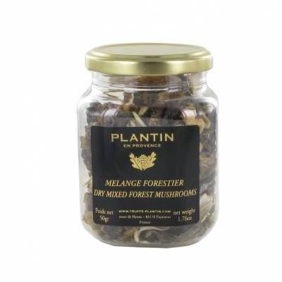 7944 - Plantin bospaddenstoelen gedroogd 50 gram