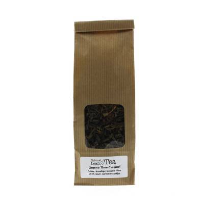 2163 - Natural Leaf Tea Green Caramel 90 g
