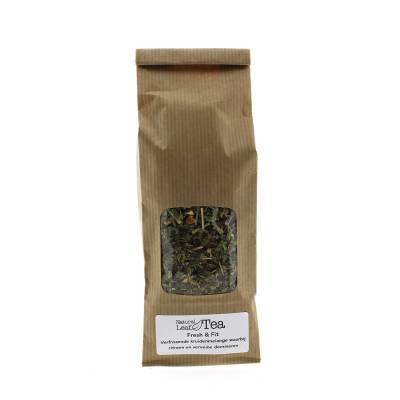 2165 - Natural Leaf Tea Fresh & Fitt 60 g