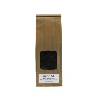 2172 - Natural Leaf Tea Black Tea Cranberry 90 g