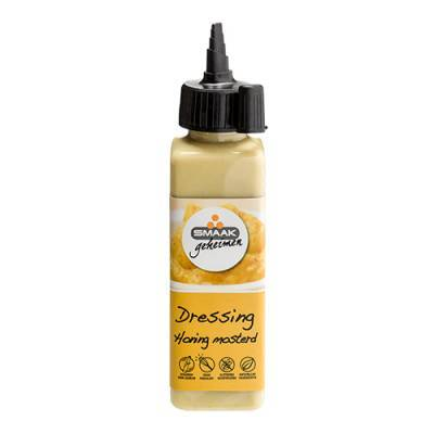 2216 - Smaakgeheimen dressing mosterd honing 150 ml