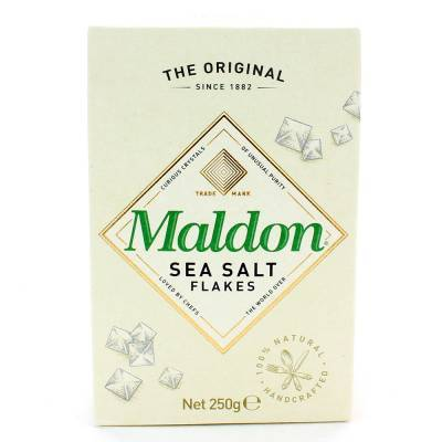 2340 - Maldon sea salt flakes 250 gram