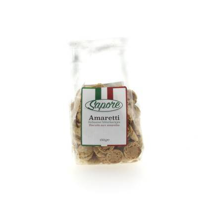 2354 - Sapore amaretti 150 gram