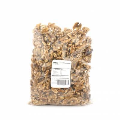2413H - Des Noots walnoten gepeld grootverpakking 1000 gram
