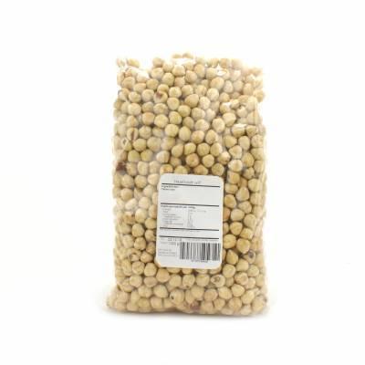 2422H - Des Noots hazelnoten wit grootverpakking 1000 gram