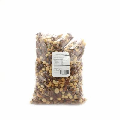2456H - Des Noots notenmix luxe gebrand/gezouten grootverp 2000 gram