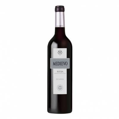 25205 - QB Bodegas del Medievo reserva 750 ml