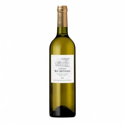 25302 - QB Vignobles Hermouet château roc meynard blanc 750 ml