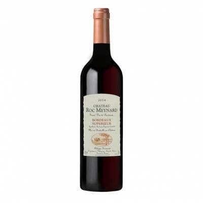 25303 - QB Vignobles Hermouet château roc meynard bordeaux superieur 750 ml