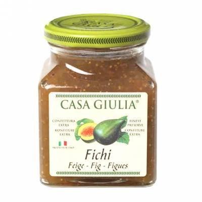 2931 - Casa Giulia marmelade vijgen 350 gram