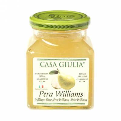 2935 - Casa Giulia confiture williams peer 350 gram