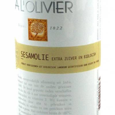 2912 - A l'Olivier sesamolie 500 ml