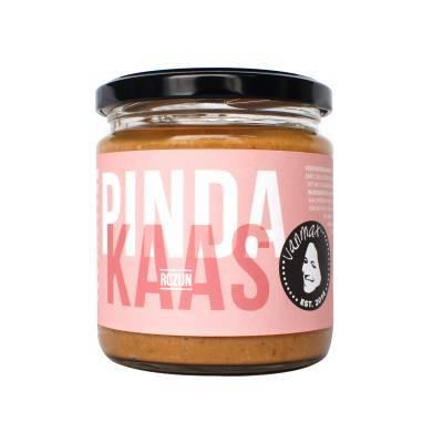 3115 - VanMax Pindakaas Rozijn 325 gram