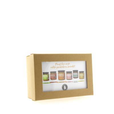 3117 - VanMax cadeauverpakking pindakaas 240 gram