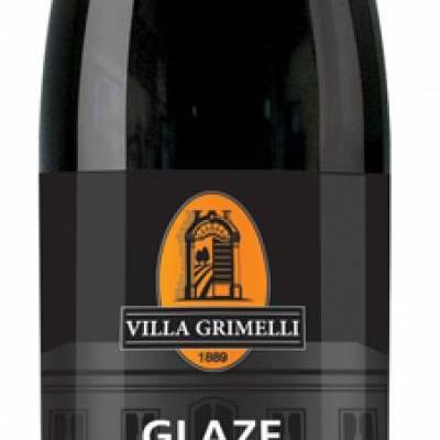 7842 - Villa Grimelli glaze sinaasappel 250 ml