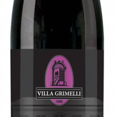 7844 - Villa Grimelli glaze framboos 250 ml