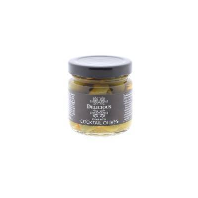 3229 - Delicious Food and Gourmet olives pimento 106 ml