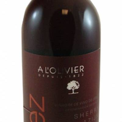 2984 - A l'Olivier sherry azijn 500 ml