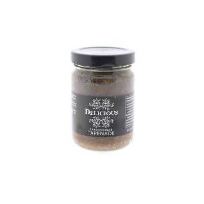 3265 - Delicious Food and Gourmet tapenade tradizionale 156 ml