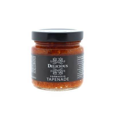 3280 - Delicious Food and Gourmet tapenade formaggio 106 ml