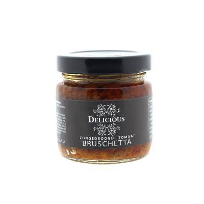 3281 - Delicious Food and Gourmet tapenade bruschetta 106 ml