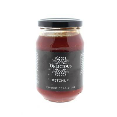 3351 - Delicious Food and Gourmet ketchup 250 ml