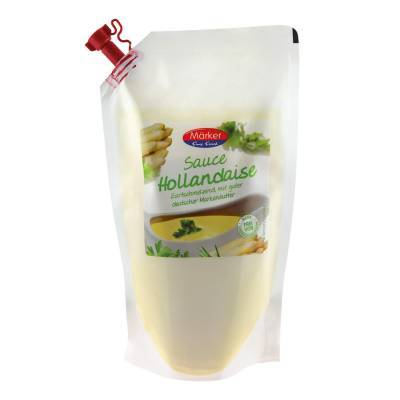 3481 - Märker Fine Food Hollandaise sauce 250 ml