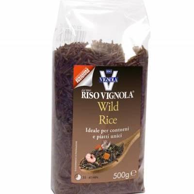 8106 - Riso Vignola wild rice 500 gram