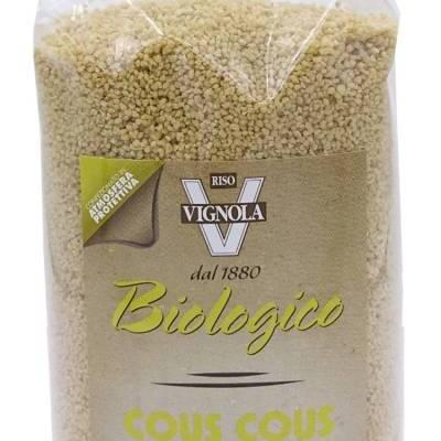 8112 - Riso Vignola volkoren couscous 500 gram